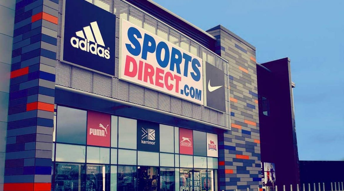 SportsDirect еще -20% на OUTLET код EXTRA20